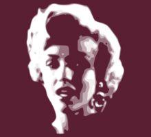 marilyn monroe t-shirt by ralphyboy
