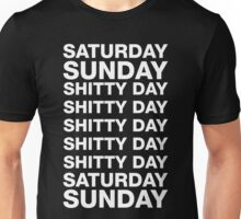 My work week Unisex T-Shirt