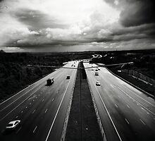 Eastern Freeway by abocNathan