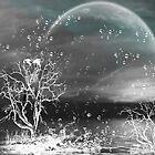 Raindrops keep fallin' on my head  by haya1812
