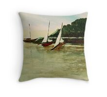 Shore Lunch Throw Pillow