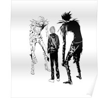 Kira's Plan - Death Note Poster