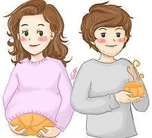 Pumpkins! by halo-s-art