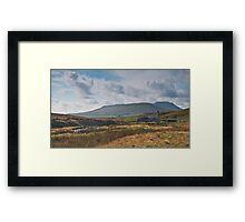 Gayle Beck Lodge Framed Print