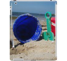 Sand Toys iPad Case/Skin