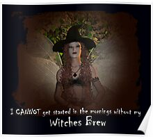Witches Brew Poster