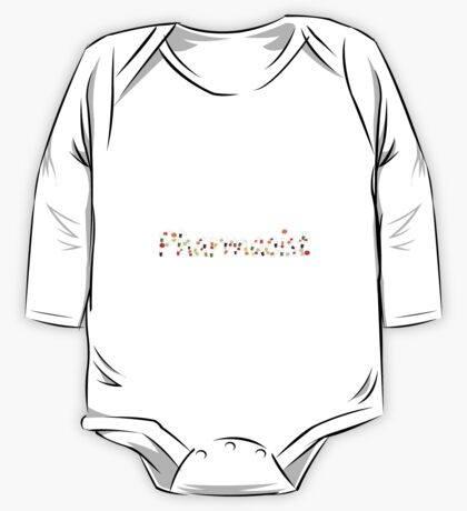 Pharmacist One Piece - Long Sleeve