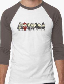 Red Dwarf Men's Baseball ¾ T-Shirt