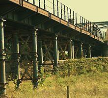 Cast Iron Bridge by webbo