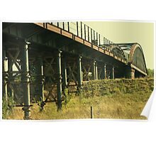 Cast Iron Bridge Poster