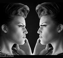 Mirror image by Che Correa