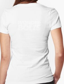 Skyway To The Danger Zone Womens Fitted T-Shirt