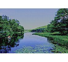 Beautiful Starlight Lake Pa Photographic Print