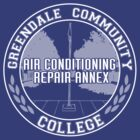 Greendale AC Repair Annex by rexraygun