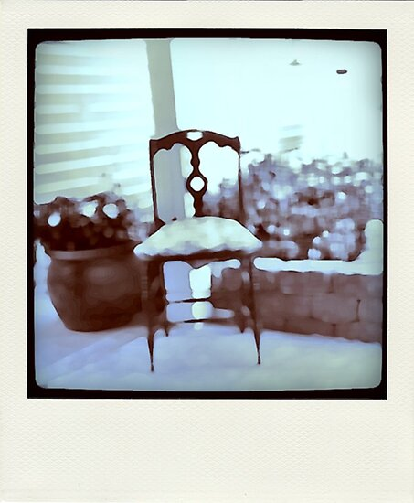 The chair by DonaldCole