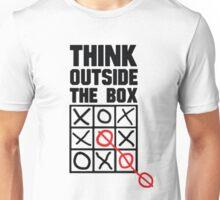 Think Outside Unisex T-Shirt