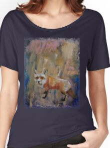 The Fox Women's Relaxed Fit T-Shirt