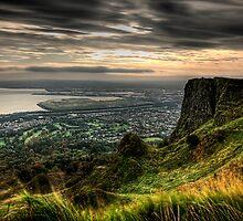 Belfast Lies Beneath by De-aRt
