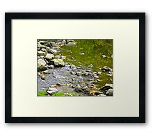 It was so wrong, it was so right, almost at the same time Framed Print