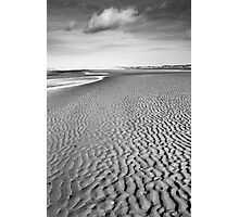 Dollymount Strand in Dublin Photographic Print