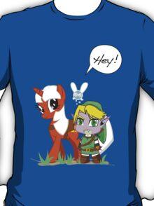 The Legend of Zeldestia T-Shirt