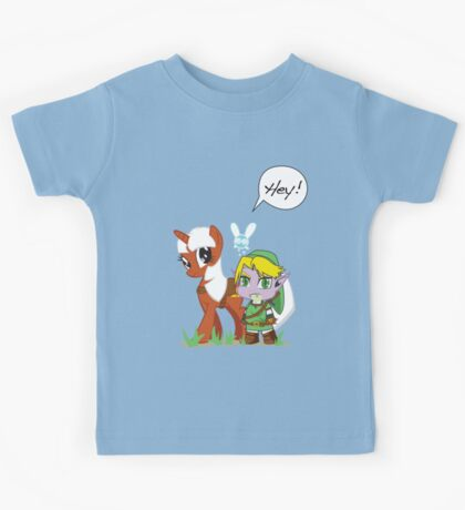 The Legend of Zeldestia Kids Tee