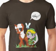 The Legend of Zeldestia Unisex T-Shirt