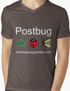 Post Bug Mens V-Neck T-Shirt