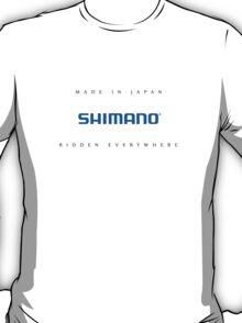 MADE IN JAPAN, RIDDEN EVERYWHERE T-Shirt