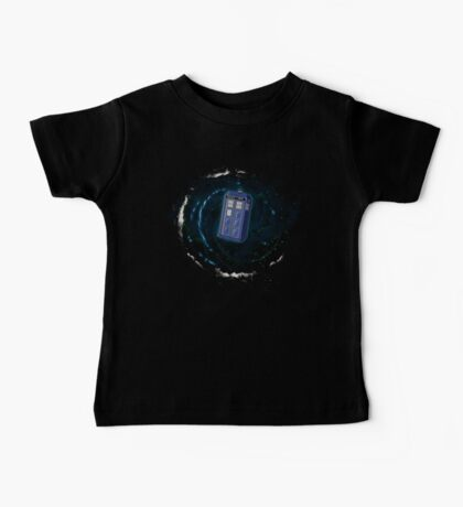 Space and Time and the Universe Baby Tee