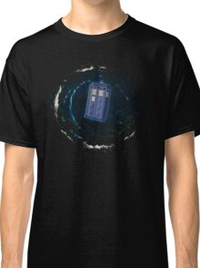 Space and Time and the Universe Classic T-Shirt