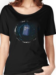 Space and Time and the Universe Women's Relaxed Fit T-Shirt