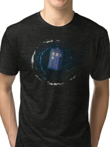 Space and Time and the Universe Tri-blend T-Shirt