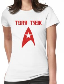 Tsar Trek Womens Fitted T-Shirt