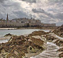 St Malo by Ann Garrett