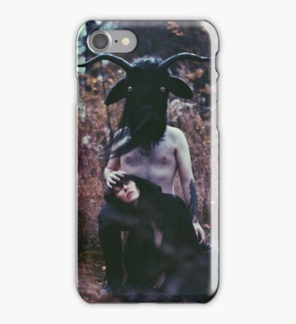 Piper At The Gates iPhone Case/Skin