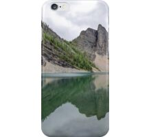 Lake Agnes, at Lake Louise, in the Canadian Rockies iPhone Case/Skin