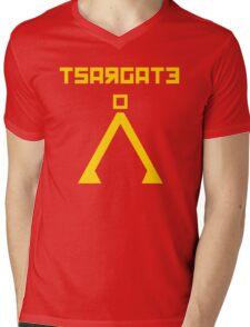 Tsargate Mens V-Neck T-Shirt