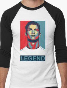 Ronaldo Men's Baseball ¾ T-Shirt