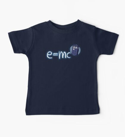 Relativity of Space and Time Baby Tee