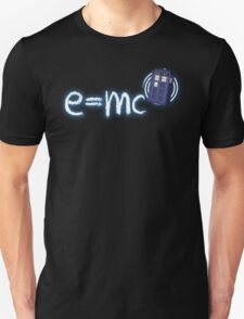 Relativity of Space and Time Unisex T-Shirt