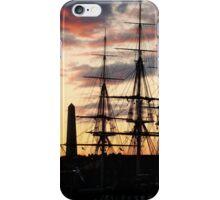 USS Constitution  iPhone Case/Skin