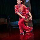 Yangtze River Dancer by phil decocco