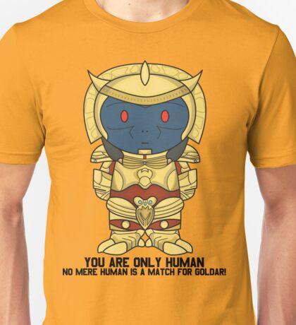 Goldar - Minifolk Designs Unisex T-Shirt
