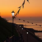 As the sun sets on Cromer by BizziLizzy