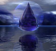 A Single Tear... by KerenzaDesigns