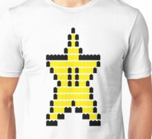 Mario Star Item Unisex T-Shirt