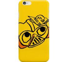 Hello Vader 1 iPhone Case/Skin