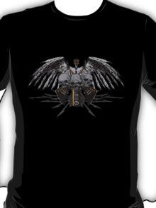 Skulls And Guitars T-Shirt