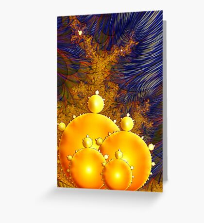 Meet the Simurghs Greeting Card